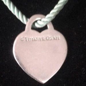 Tiffany & Co. Jewelry - Authentic Tiffany & Co. Necklace w/ 2 Pendants